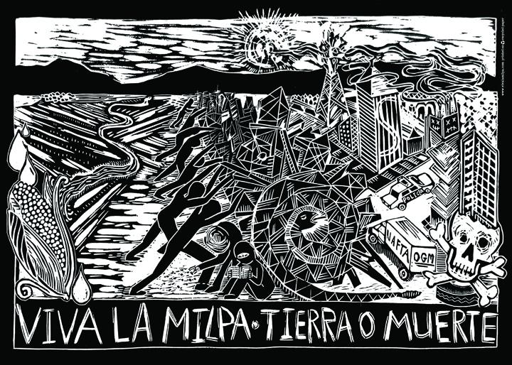 Tierra O Muerte By Mikhail Miller
